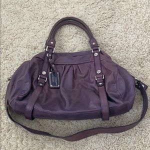 Marc by Marc Jacobs, Purple Shoulder Bag!